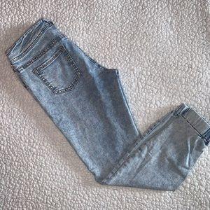 Jogger Jeans light wash 9/10